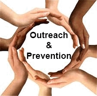 outreach and prevention